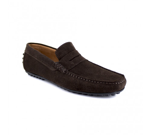 Loafer J.Bradford Brown Leather