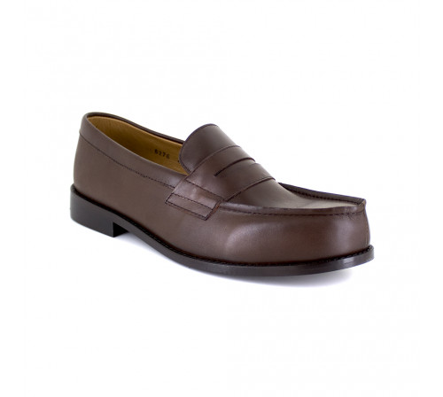 Loafer J.Braddford Brown Leather JB-BUNBURY