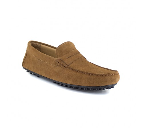 Loafer Peter Blade Cognac Leather OSIRIS