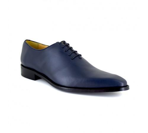 Richelieu J.Bradford Navy Blue Leather JB-AURIGA
