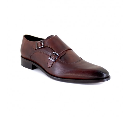 Richelieu J.Bradford Brown Leather JB-SMART