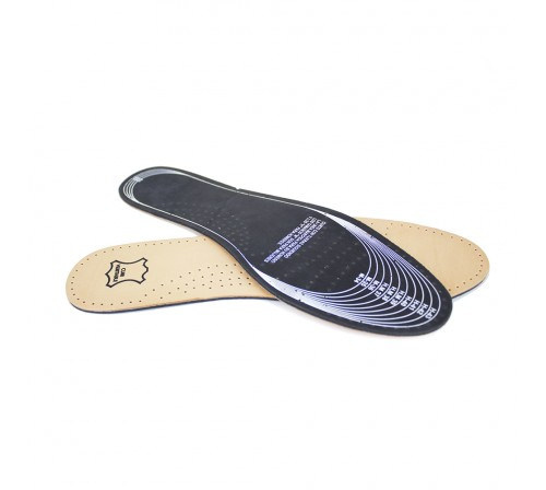 Leather innersole, adjustable to you PREMIERE-AV