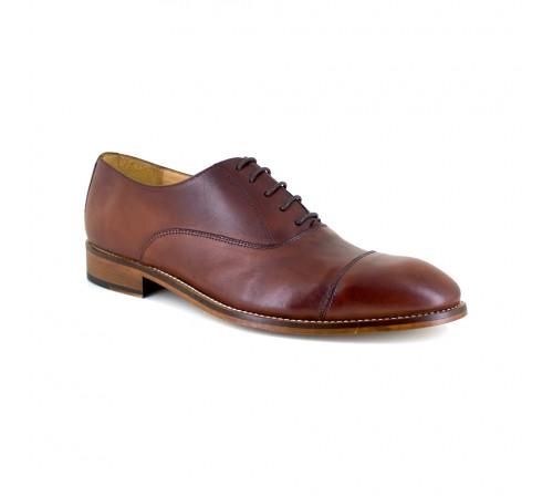 Richelieu J.Bradford Brown Leather JB-WINTER