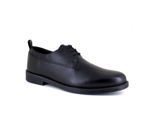 Derby J.Bradford Black Leather JB-TINTO21