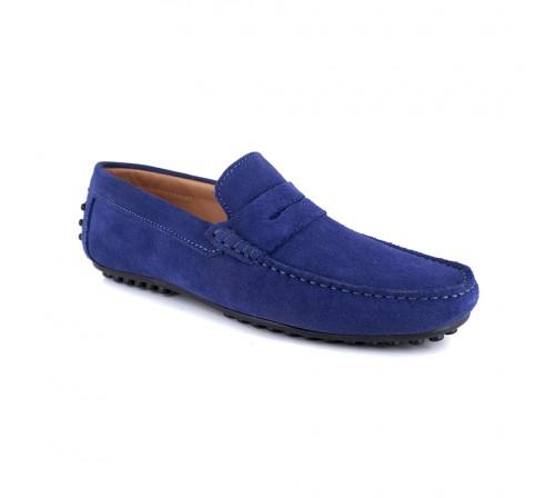 Loafer J.Bradford Blue Jeans Leather JB-AITOR