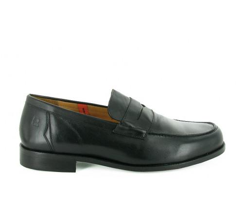 PETER BLADE Zapatos Hombre Cuero AMI Negro
