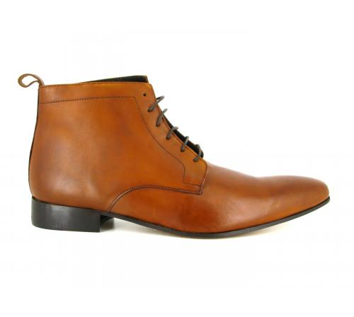 RONCINI Chaussures Boots RONC-D22 Camel