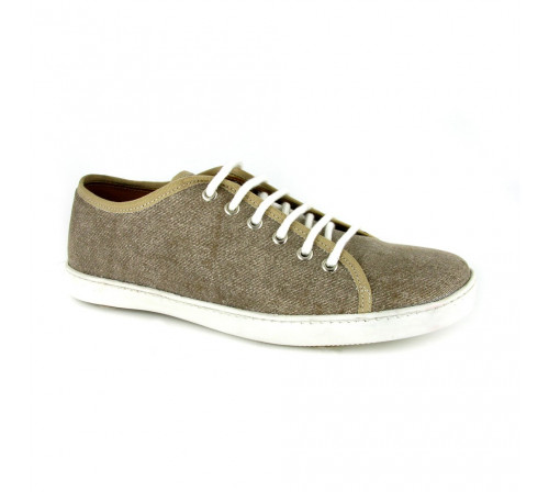 J.Bradford Shoes Tenis beige