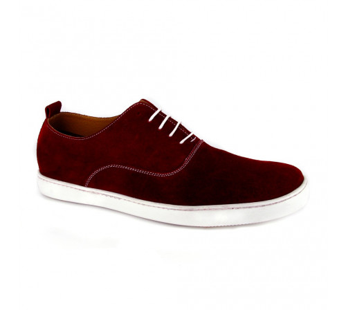 J.Bradford Shoes Tren bordeaux