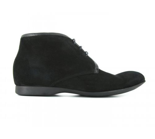MAX BECKY Boots 6-63 Daim Black
