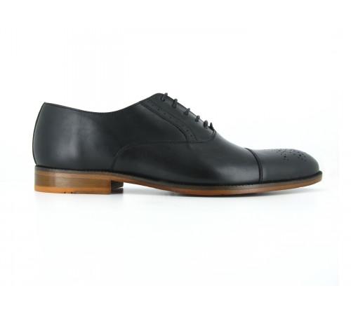 PETER BLADE Shoes richelieu BUSTIN black