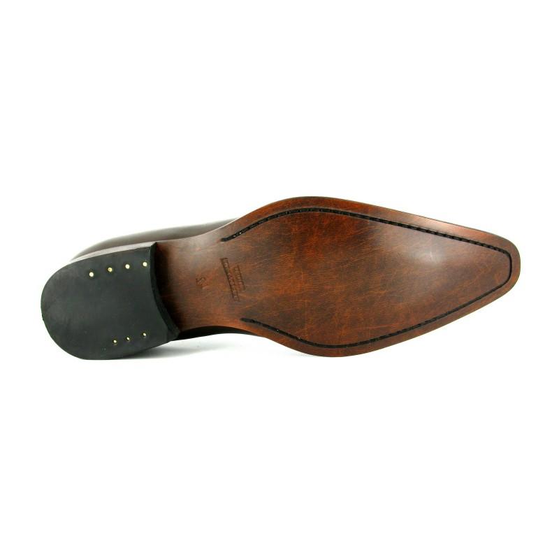 J.BRADFORD Chaussures Richelieu JB-ALEC Marron 07 - Couleur - Marron 3cmjtB