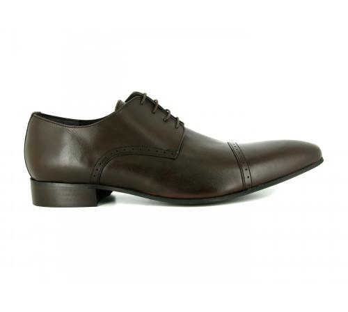 J.BRADFORD Chaussures Derby JB-ADAM Marron