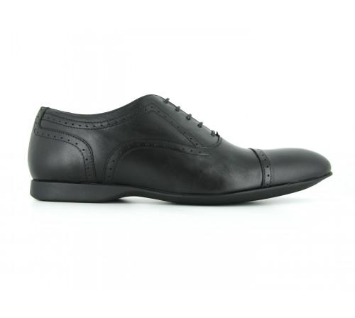 MAX BECKY Chaussures Richelieu 6-64 Noir