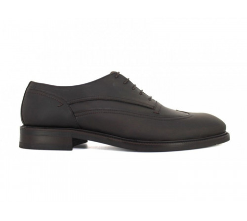 PETER BLADE Shoes Richelieu PLATING black
