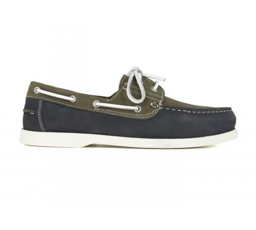 J.BRADFORD Chaussures Bateaux JB-BOAT Gris