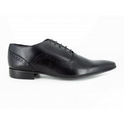 Richelieu J.Bradford Cuero Negro JB-Darius - Color - Negro, Talla Zapatos - 41