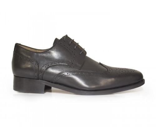 J.BRADFORD Chaussures Richelieu JB-BAURENT Noir