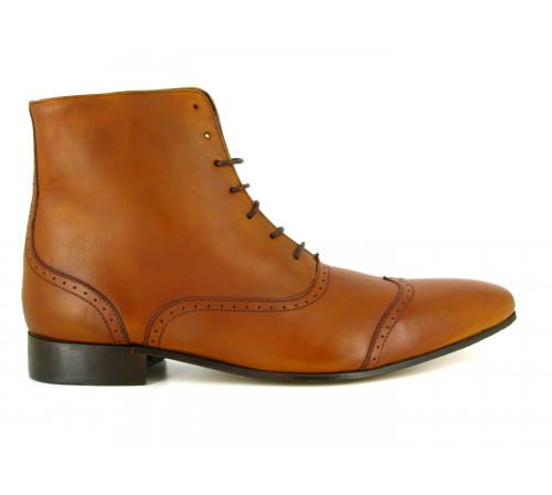 RONCINI Boots RONC-D27 Camel
