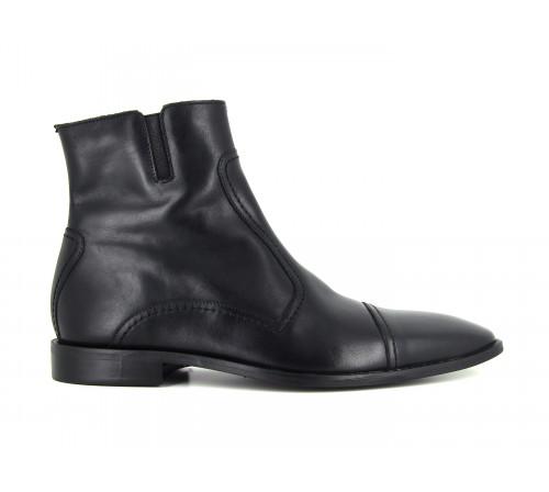 PIERRE CARDIN Chaussures Boots PC1610BU Noir
