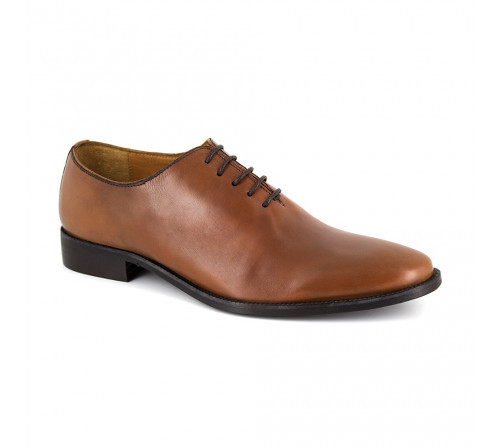 PIERRE CARDIN Man Camel Leather shoes PC1605RI