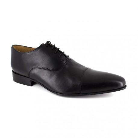 Pierre Cardin Tipo - Zapatos Hombre, Negro, 44