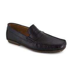 J.Bradford - Zapatos Hombre Richelieu JB-DANIEL Negro - Color - Negro, Talla Zapatos - 44
