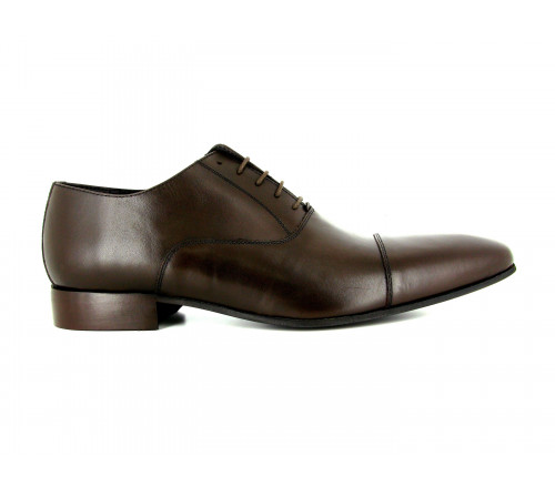 PIERRE CARDIN Man Brown Leather shoes PC1605AD