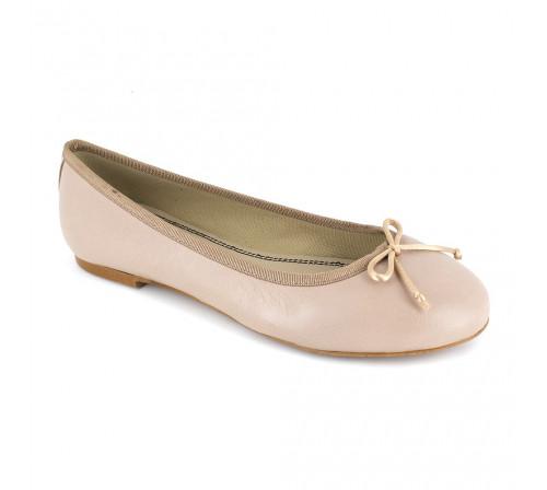 Ballerina J.Bradford Pink Leather JB-CARLA