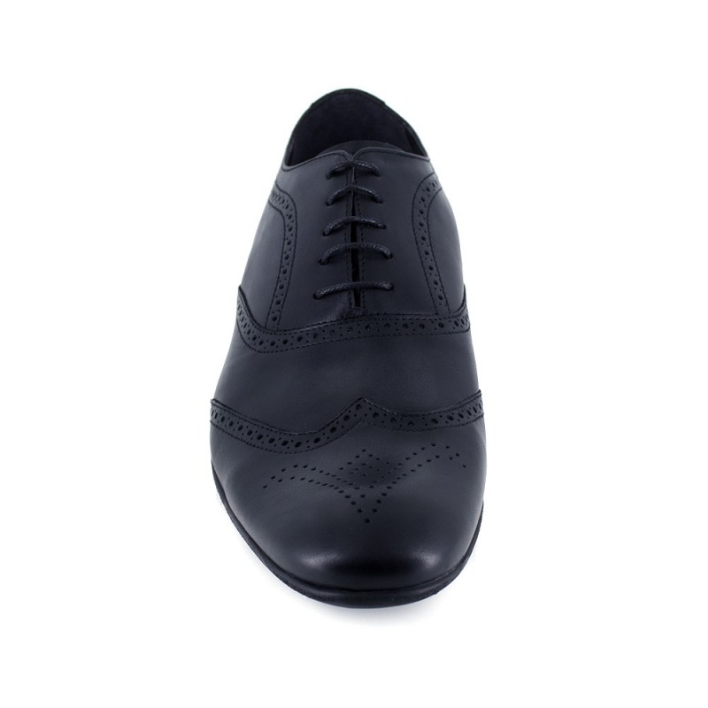 Richelieu J.Bradford Cuero Negro JB-Darius - Color - Negro, Talla Zapatos - 40