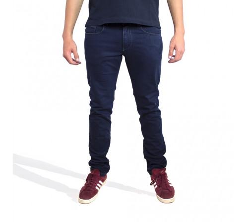 PETER BLADE jeans slim ITALIE-29 Bleu Marine