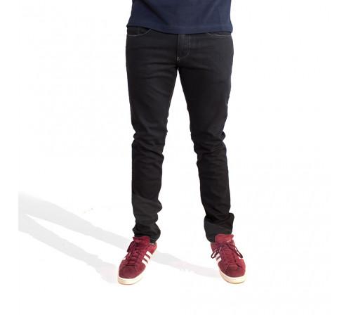 PETER BLADE jeans slim ITALIE-09 Noir