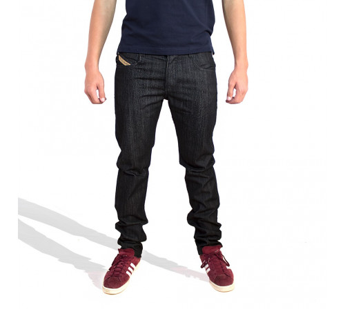 PETER BLADE Jeans Regular USA Noir