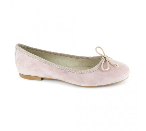 Ballerina Loca Lova Pink Leather LL225