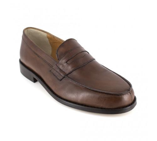 Loafer Pierre Cardin Cognac Leather PC1704JD