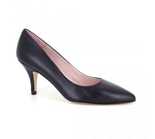 Stiletto Pierre Cardin Navy Blue Leather PC1610LL