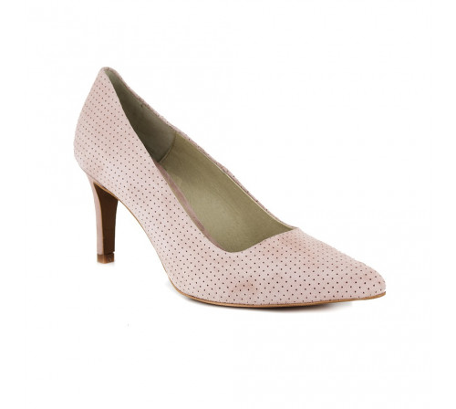 Stiletto J.Bradford Pink Leather JB-MAMEN