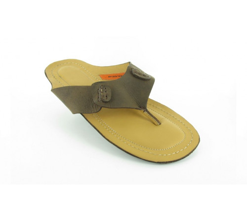 Sandal Peter Blade Brown Leather FORTABLE