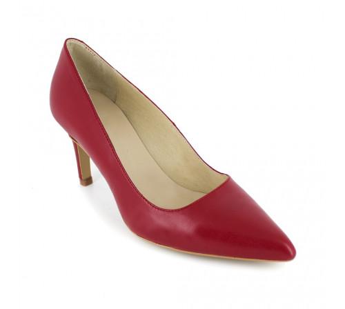 Stiletto Pierre Cardin Red Leather PC1704OE