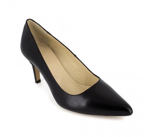 Stiletto Pierre Cardin Black Leather PC1704OE