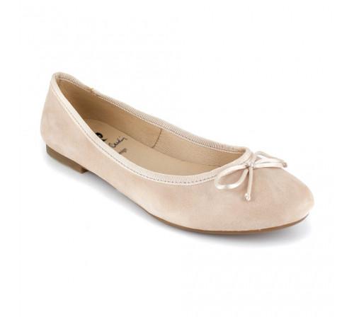 Ballerina Pierre Cardin beige Leather PC1704OM