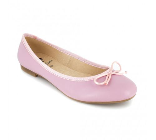 Ballerina Pierre Cardin Pink Leather PC1704OV
