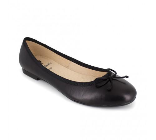 Ballerina Pierre Cardin black Leather PC1704OV