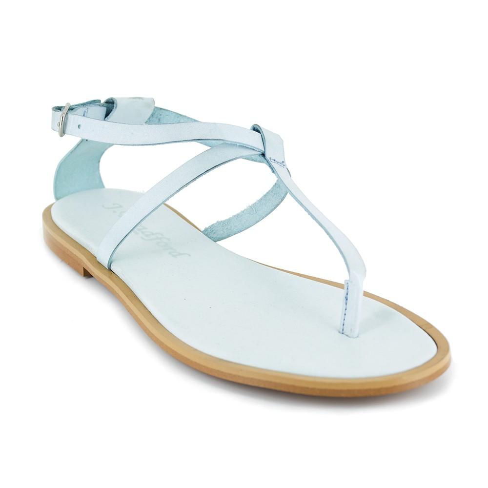 Sandalia J.Bradford Cuero Rosa JB-Anais - Color - Rosa, Talla Zapatos - 36