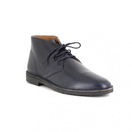 Peter Blade Bottine  Cuir  PUNDON Noir - Livraison Gratuite avec - Chaussures Boot Homme