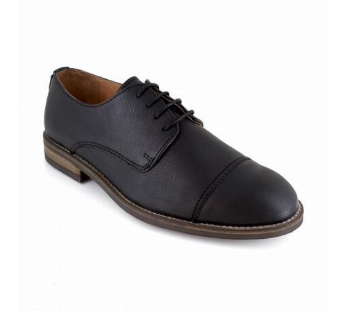 Derby J.Bradford Black Leather JB-CAD