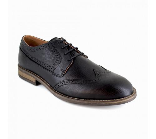 Derby J.Bradford Black Leather JB-CAM