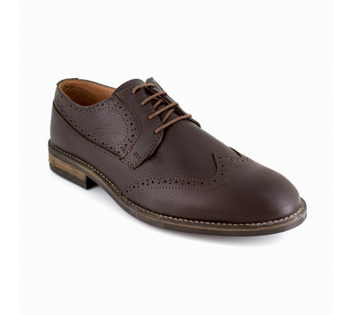 Derby J.Bradford Brown Leather JB-CAM