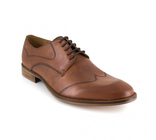 Derby J.Bradford Cognac Leather CHELSTON