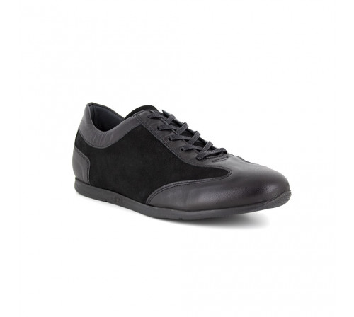 Sneaker Peter Blade Black Leather FUTECHI